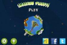 Smashing Planets 1