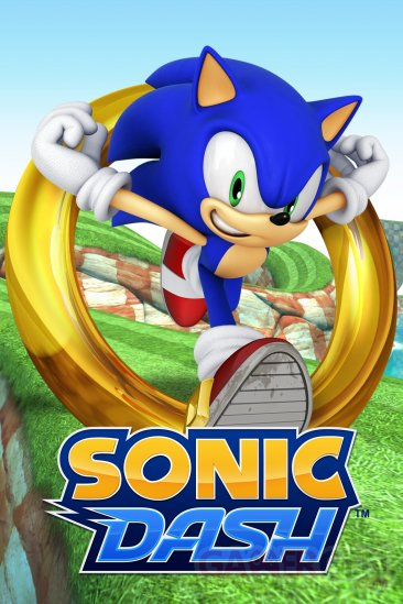 Sonic Dash Artwork