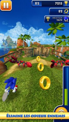 Sonic Dash images screenshots  03