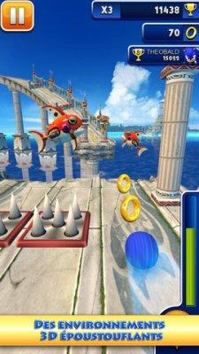 Sonic Dash images screenshots  04