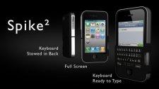 spike-coque-de-protection-avec-clavier-integre-accessoire-iphone-4