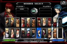 THE KING OF FIGHTERS 1