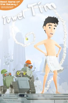 Towel Tim in the Outer Space images screenshots 003