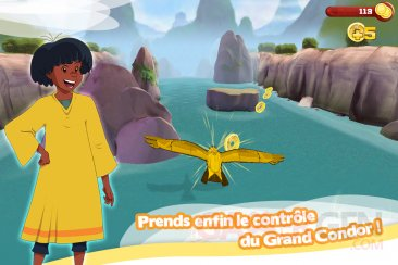le-vol-du-condor-cites-or-ios-android-screenshot