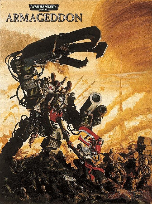 Warhammer 40 000 Armageddon iOS