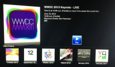 wwdc en live sur Apple TV_1